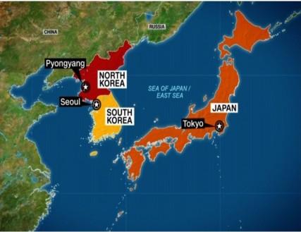 North Korea Border